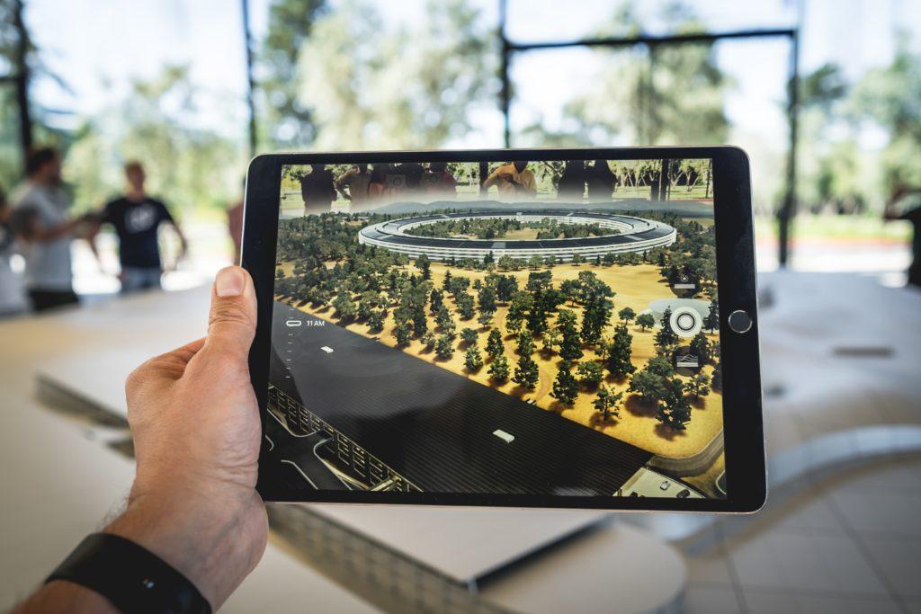 iPadを外で使う方法