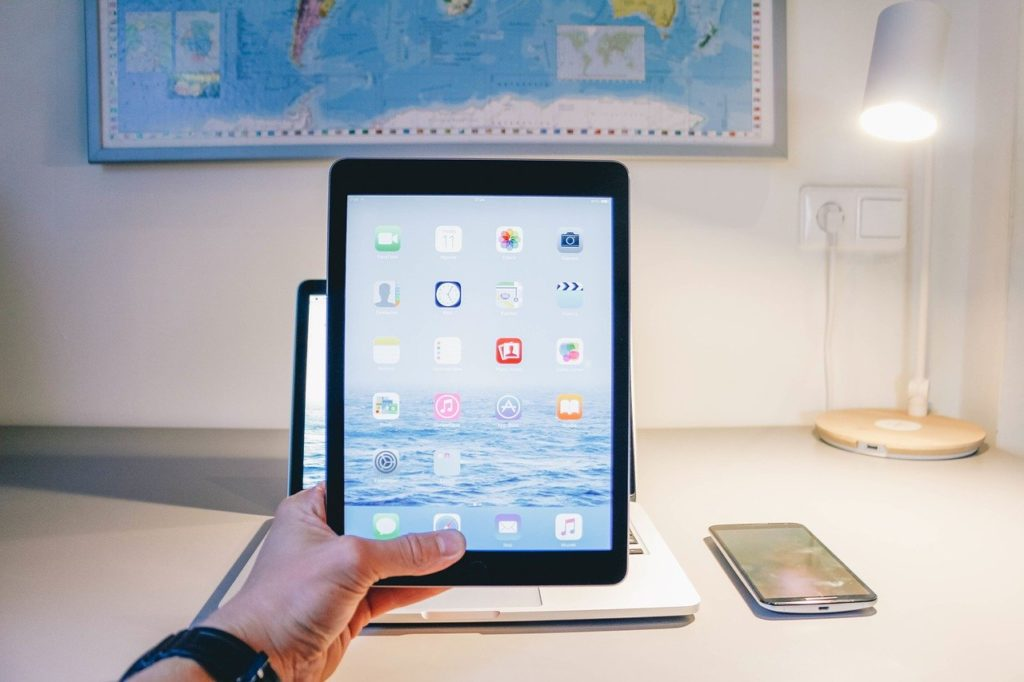 iPadのスクリーンショットを撮る3つの方法